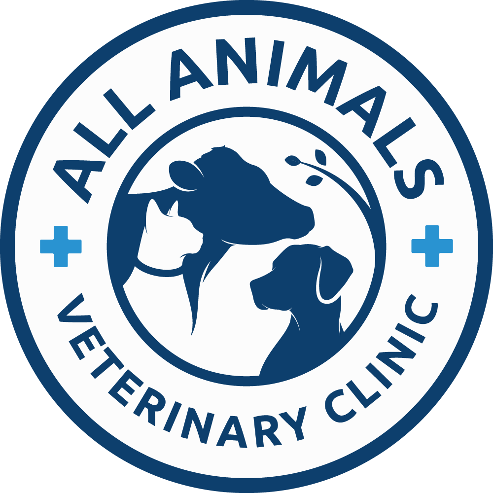 All Animals Veterinary Clinic Logo